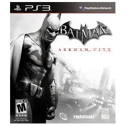 Batman Arkham City...