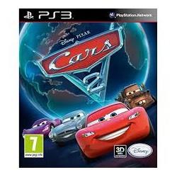 Disney Pixar Cars 2 (új)