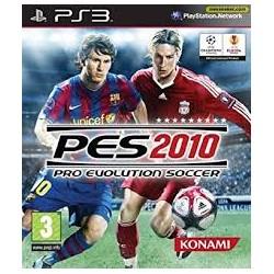 Pro Evolution Soccer 2010...