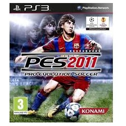 Pro Evolution Soccer 2011(PS3)