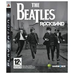 The Beatles Rockband (PS3)