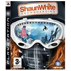 Shaun White Snowboarding (PS3)
