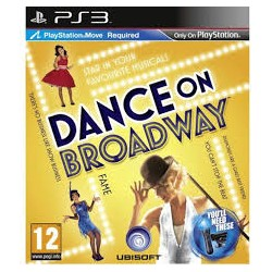 Dance On Broadway (Move) (PS3)