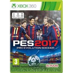 Pro Evolution Soccer 2017...
