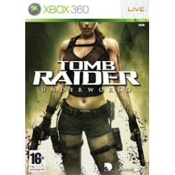 Tomb Raider Underworld...