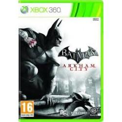 Batman Arkham City (Xbox 360)