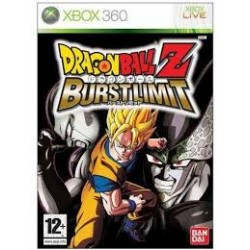 Dragon Ball Z Burst Limit...