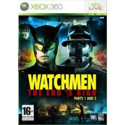 Watchmen: The End Is Nigh -...