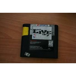 NBA Live 97 (Sega Megadrive)