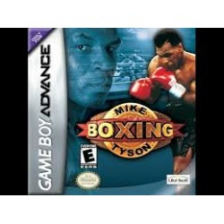 Mike Tyson Boxing (Gameboy...