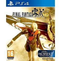 Final Fantasy Type-0 HD (PS4)