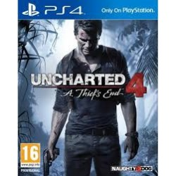 Uncharted 4 A Thief's End...