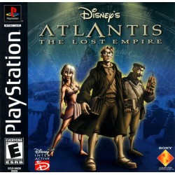Disney's Atlantis: The Lost...