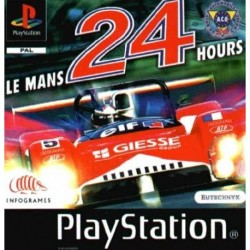 Le Mans 24 Hours (PS1)