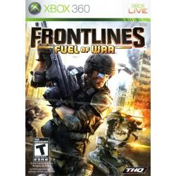 Frontlines Fuel Of War...