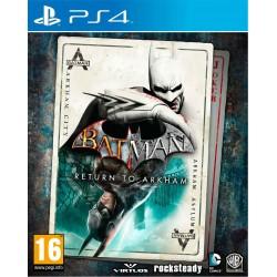 Batman Return To Arkham (PS4)