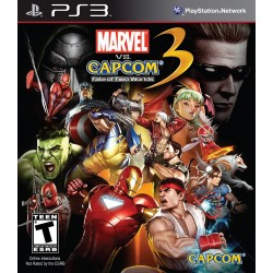 Marvel vs. Capcom 3 Fate of...