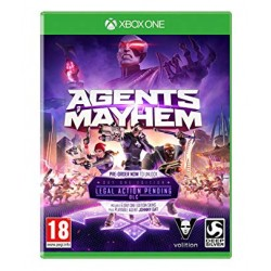 Agents Mayhem (Új)