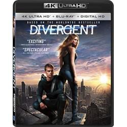 Divergent (4K Ultra HD)
