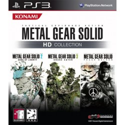 Metal Gear Solid HD...
