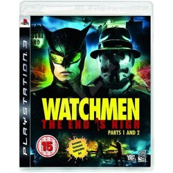 Watchmen The End Is Nigh -...