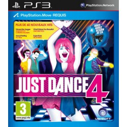 Just Dance 4 (Move)