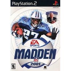 Madden NFL 2001 (PS2)