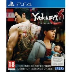 Yakuza 6 The Song of Life -...