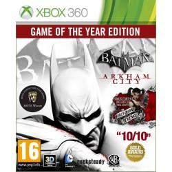 Batman Arkham City Game of...