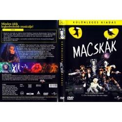 Macskák (2 lemez) (DVD)