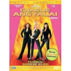 Charlie Angyalai (DVD)