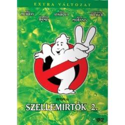 Szellemirtók 2 (DVD)