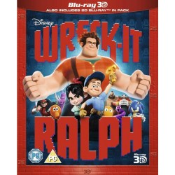 Disney Wreck-It Ralph 3D+2D...