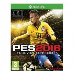 Pro Evolution Soccer 2016...