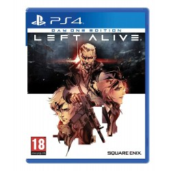 Left Alive (Day One...