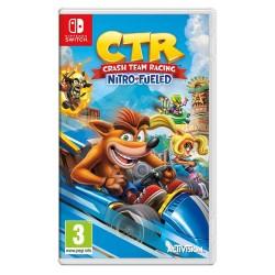 Crash Team Racing...
