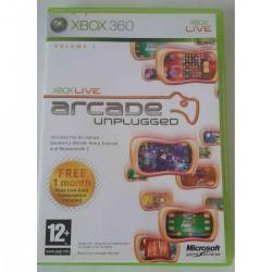 Xbox Live Arcade Unplugged...