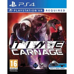 Time Carnage (PS4)...