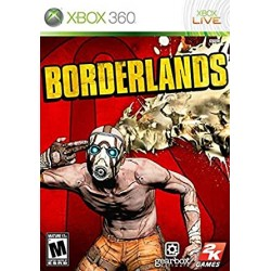 Borderlands (Xbox 360)...