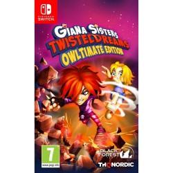 Giana Sisters: Twisted...