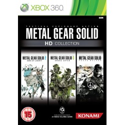 Metal Gear Solid HD...