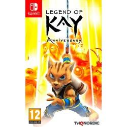 Legend of Kay Anniversary...