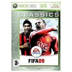 FIFA 09 (Xbox 360)
