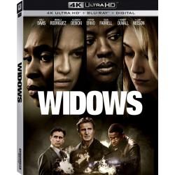 Widows (2 lemez) (4K Ultra...