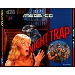 Night Trap (Új) (Sega Mega-CD)