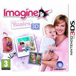 Imagine Babies 3D (Nintendo...