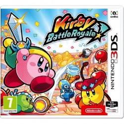 Kirby Battle Royale...