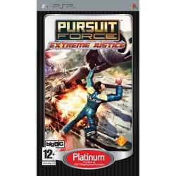 Pursuit Force: Extreme...