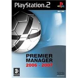 Premier Manager 2006-07 (PS2)
