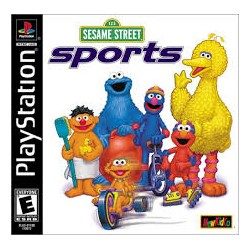 Sesame Street Sports (PS1)